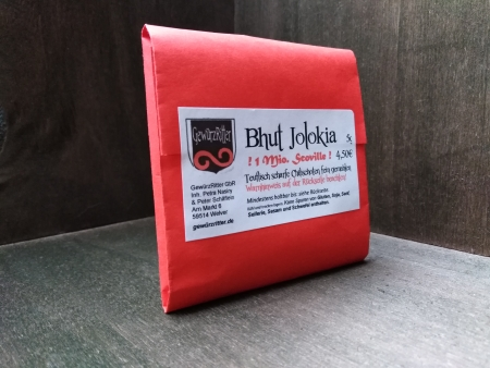 Bhut Jolokia - 1 million Scoville
